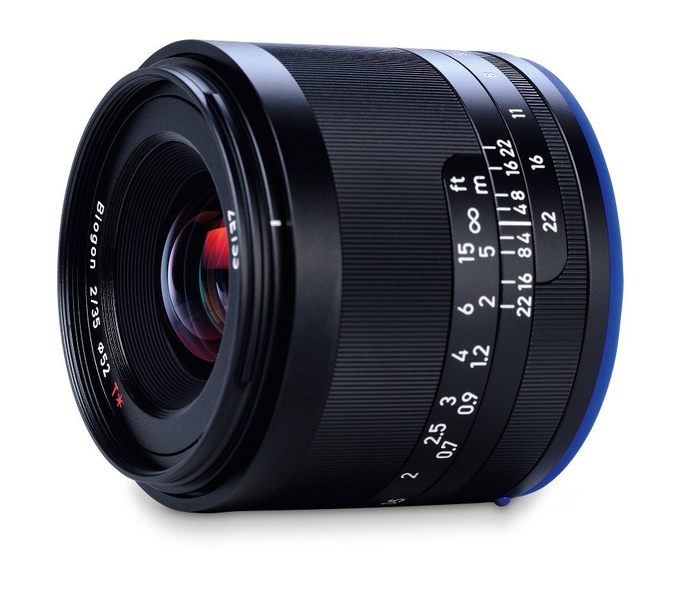 ZEISS Loxia 35 mm f/2 Biogon T* pro Sony E