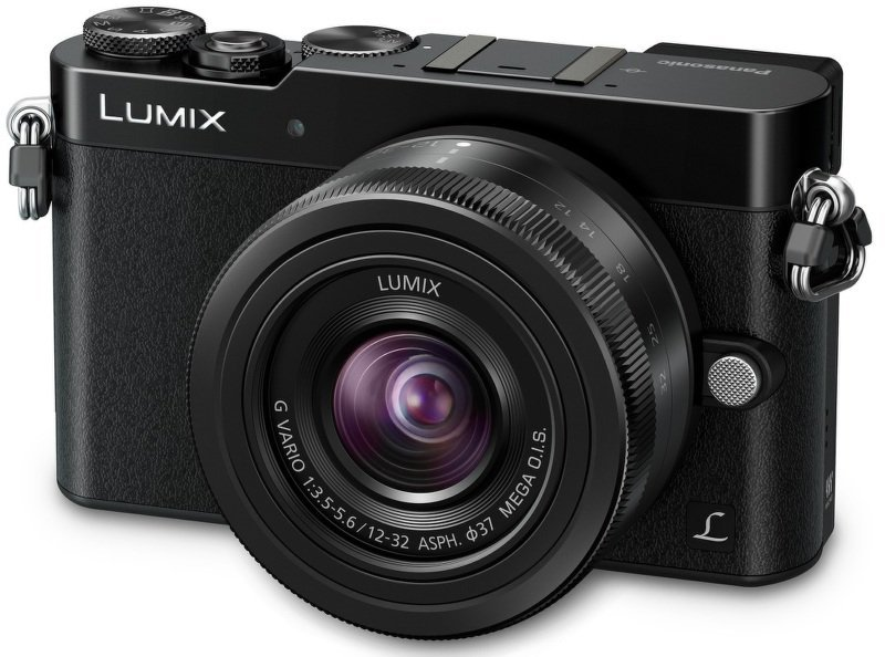 PANASONIC Lumix DMC-GM5 + 12-32 mm černý
