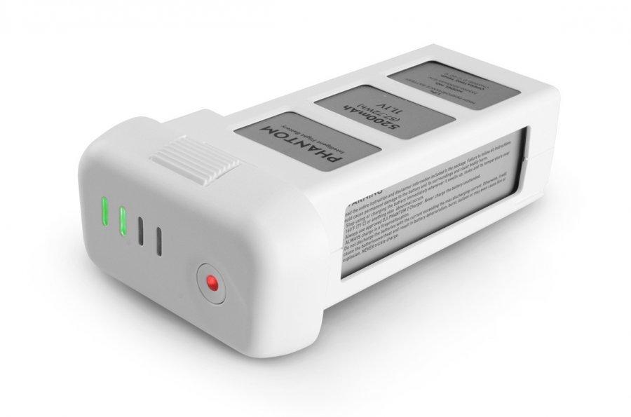 DJI náhradní akumulátor pro PHANTOM 2 /LIPO 5200MAH