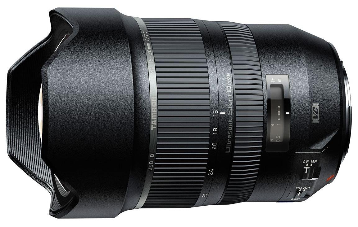 TAMRON 15-30 mm f/2,8 Di USD pro Sony A