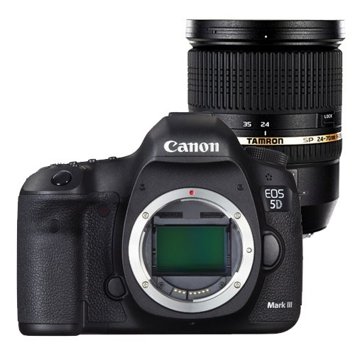 CANON EOS 5D Mark III + TAMRON 24-70 mm VC