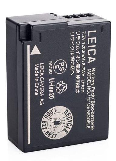 LEICA akumulátor BP-DC15 pro D-Lux (Typ 109)
