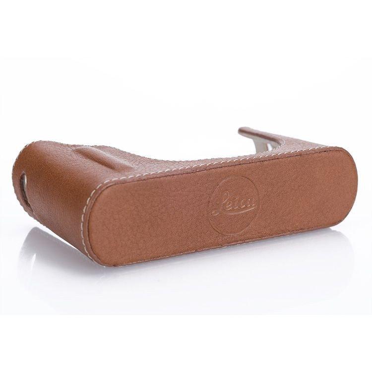 LEICA pouzdro Protector kožené cognac pro D-Lux (Typ 109)
