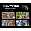 GARY FONG Collapsible Wedding&Event Lighting Kit