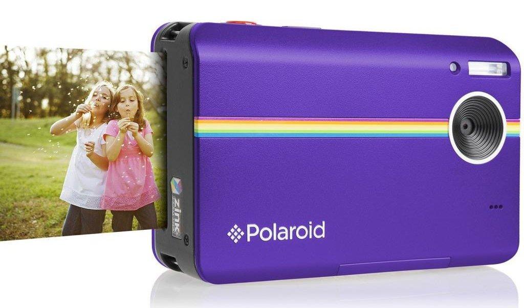 POLAROID Z2300 fialový