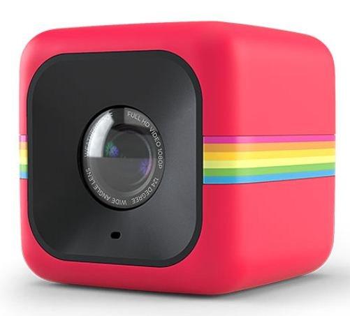POLAROID Cube červená