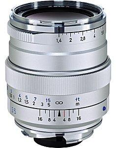 ZEISS Distagon T* 35 mm f/1,4 ZM stříbrný