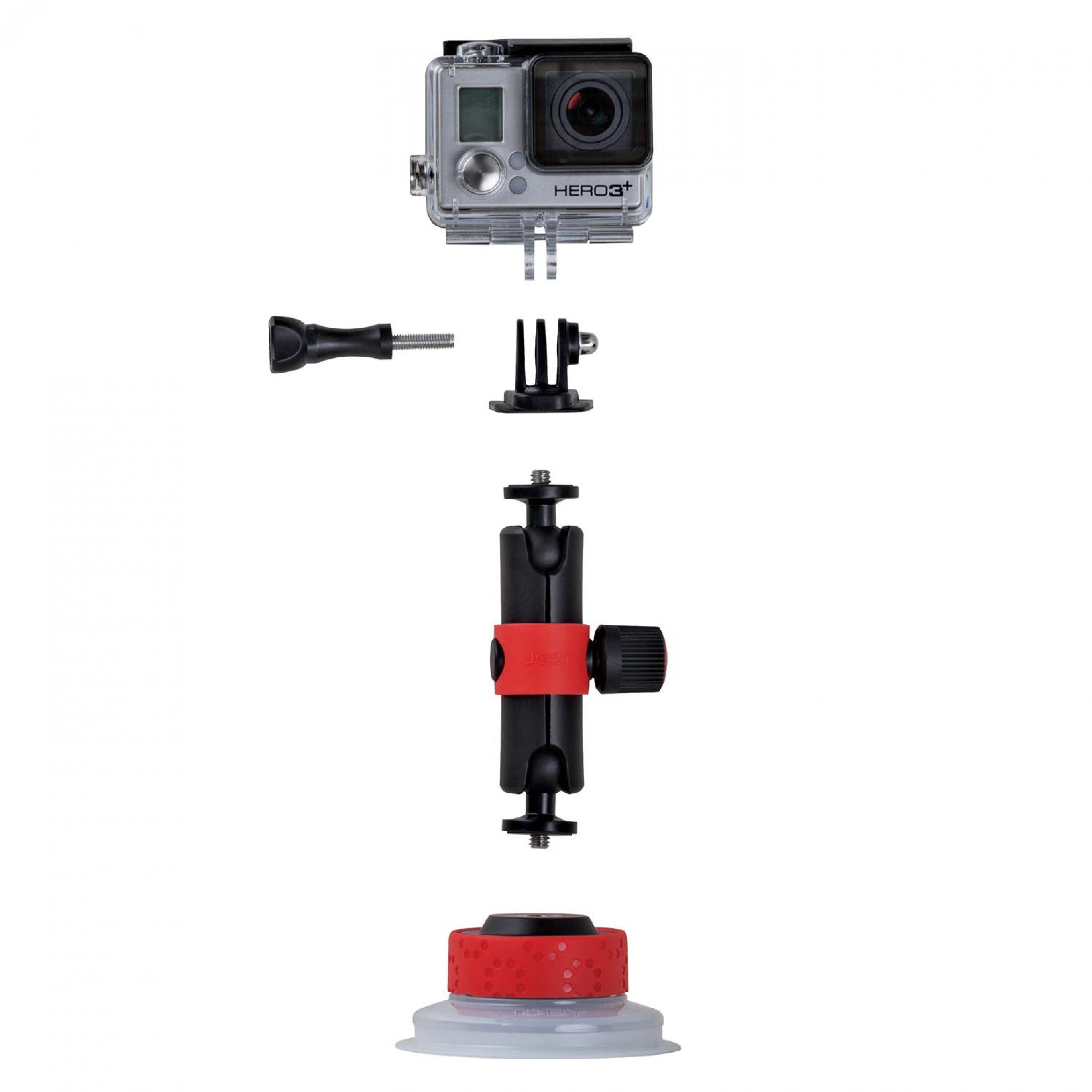 JOBY Suction Cup&Locking Arm pro GoPro
