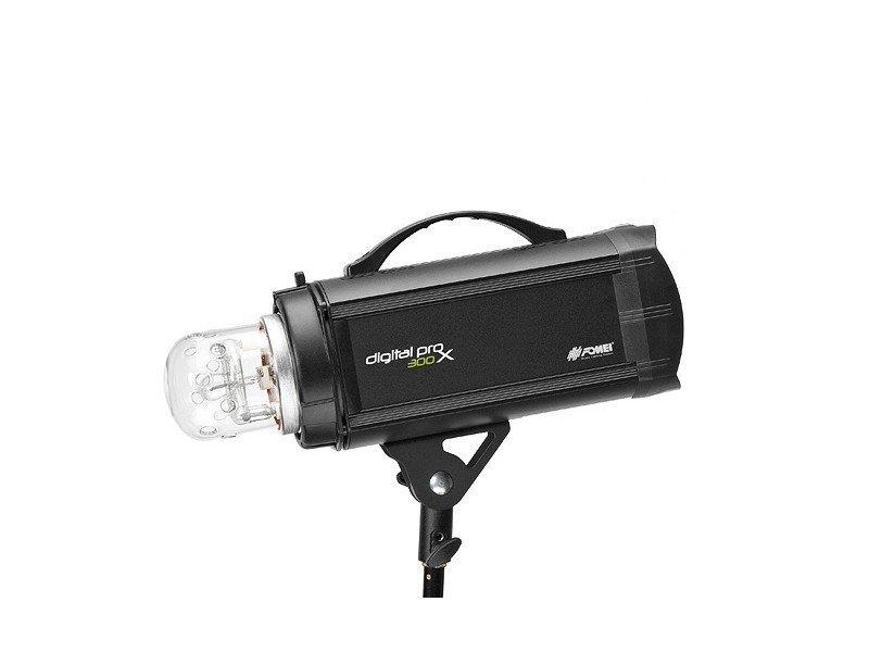 FOMEI Digital Pro X 300 studiový blesk - VYSTAVENÝ KUS