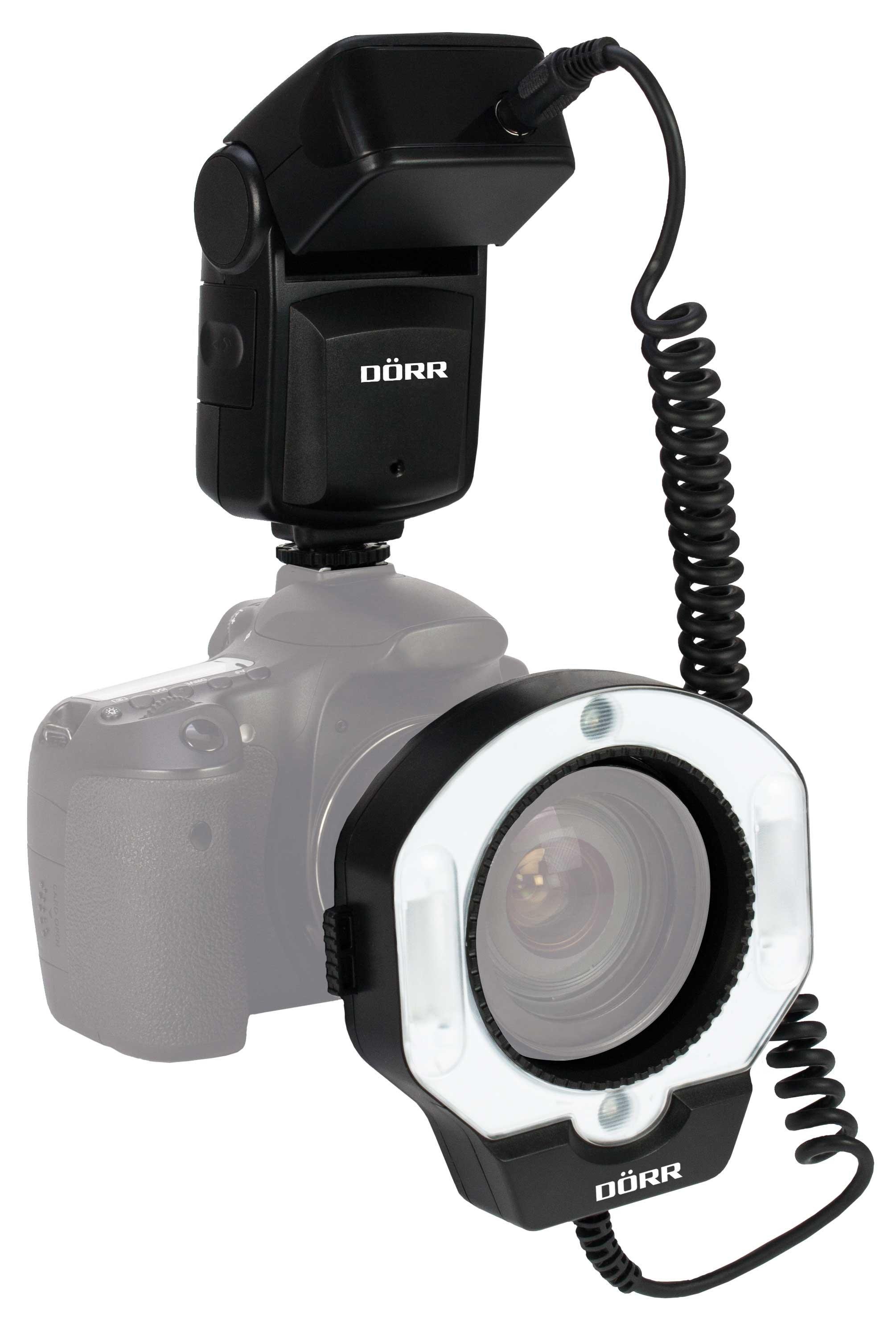 DORR makroblesk DMF-15 TTL pro Canon