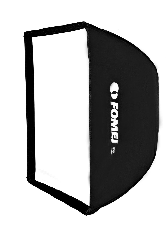 FOMEI SQUARE Exclusive softbox 100x100cm bez adaptéru