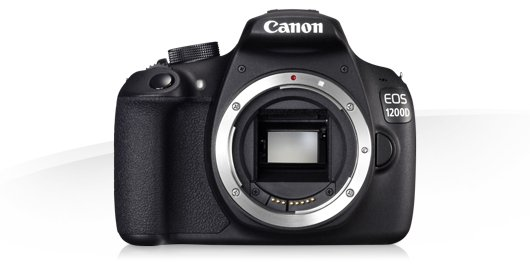 CANON EOS 1200D + EF-S 18-135 IS + SDHC 16GB
