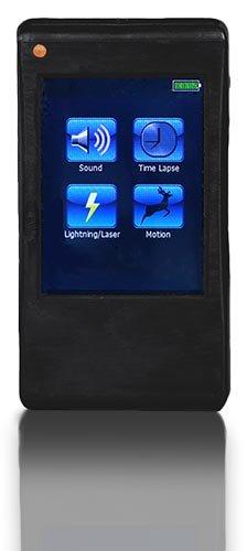 UBERTRONIX Strike Finder Touch - spoušť pro zachycení blesku při bouřce