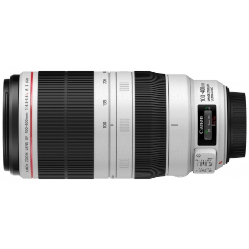 CANON EF 100-400 mm f/4,5-5,6 L IS II USM