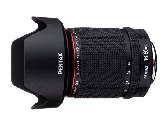 PENTAX 16-85 mm f/3,5-5,6 HD DA ED DC WR