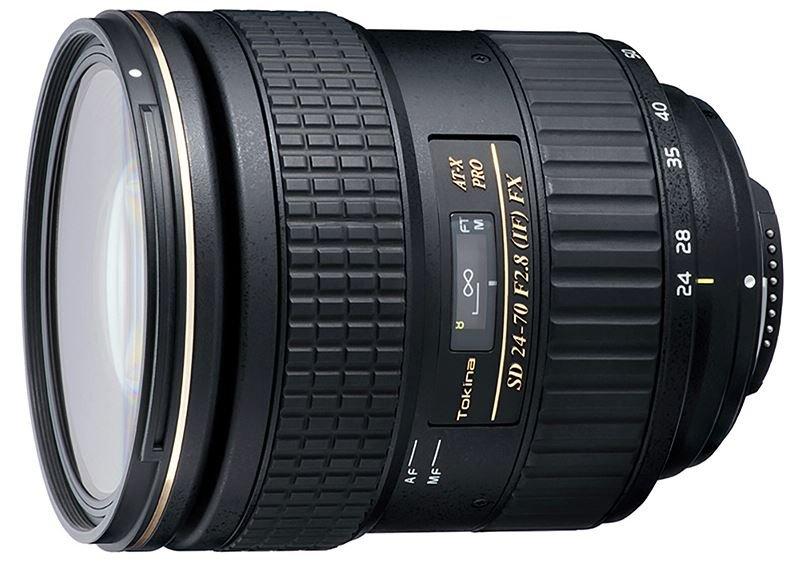 TOKINA 24-70 mm f/2,8 AT-X SD PRO IF FX pro Nikon