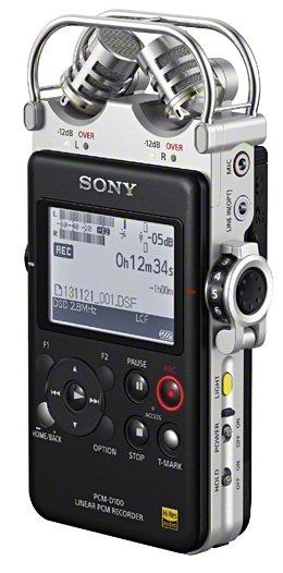 SONY PCM-D100 digitální audiozáznamník
