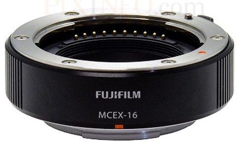 FUJIFILM Mezikroužky MCEX-16