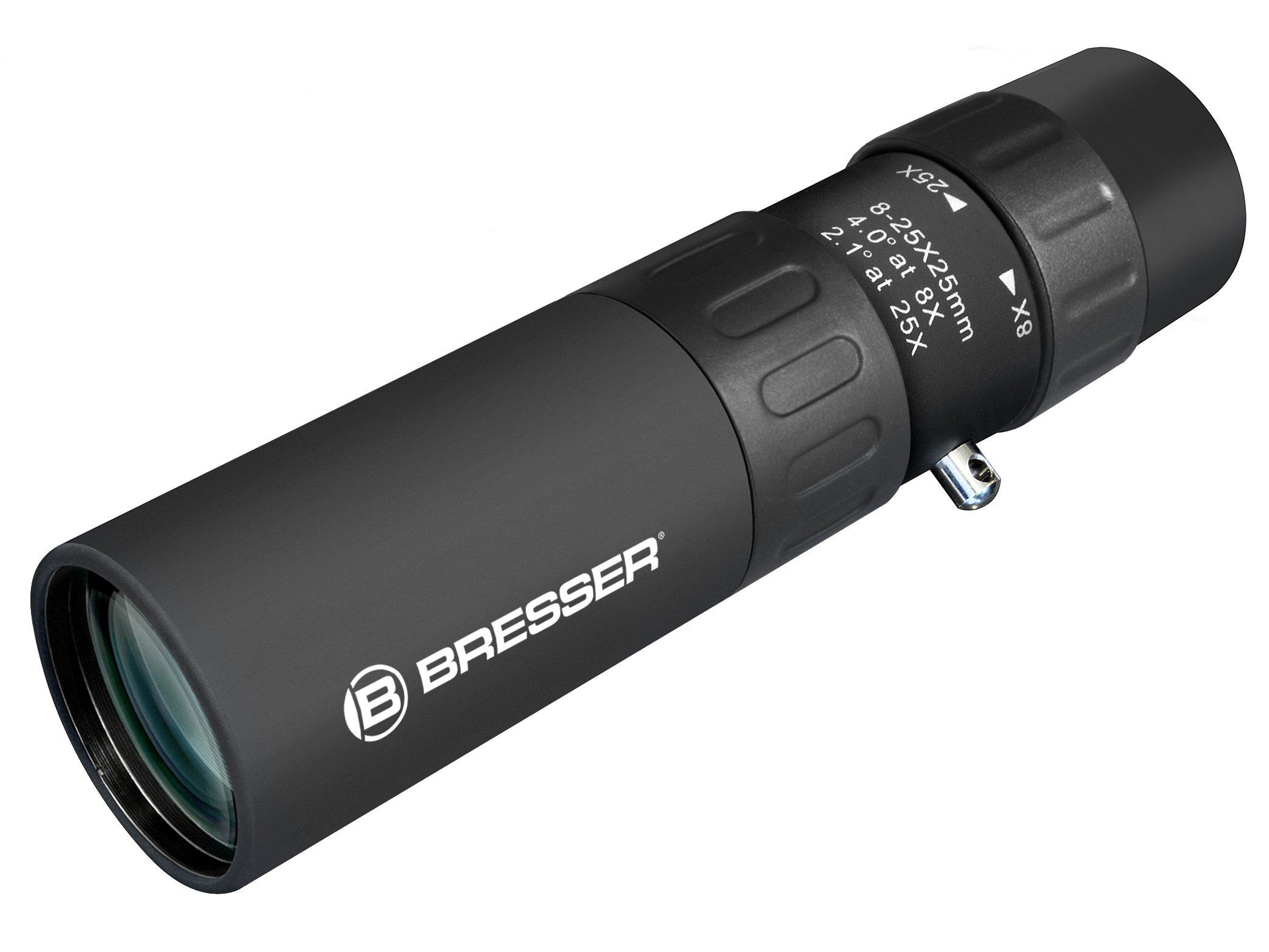BRESSER Zoomar 8-25x25 monokulární kapesní dalekohled
