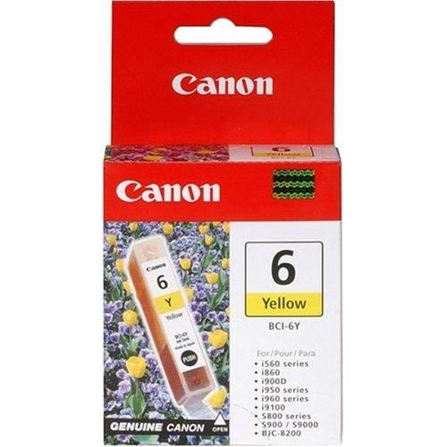 CANON Náplň BCI-6Y