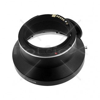FOTODIOX adaptér objektivu Bronica SQ na tělo Canon EOS s čipem