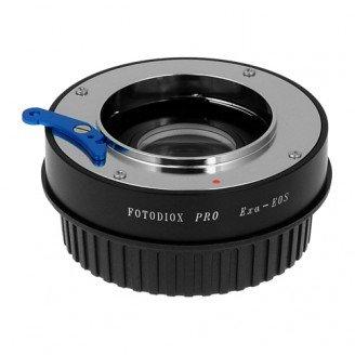 FOTODIOX adaptér objektivu Exakta na tělo Canon EOS s optikou