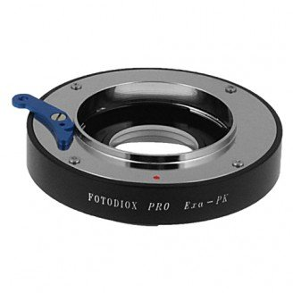 FOTODIOX adaptér objektivu Exakta na tělo Pentax K