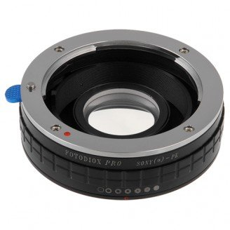 FOTODIOX adaptér objektivu Sony A na tělo Pentax