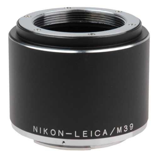 FOTODIOX adaptér objektivu Leica Visoflex M39 na tělo Nikon