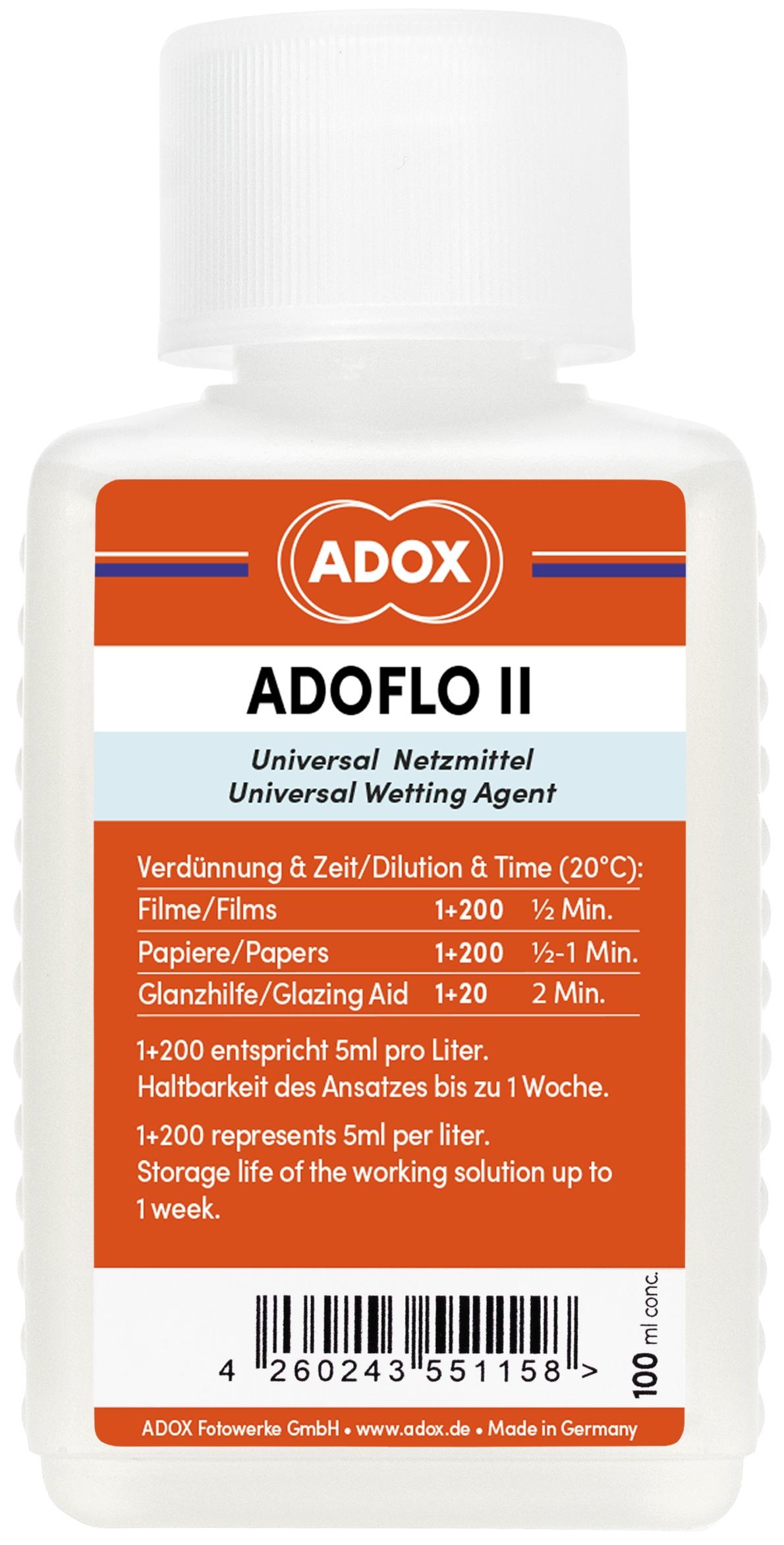 ADOX ADOFLO II smáčedlo 100 ml