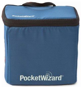 POCKETWIZARD pouzdro G-Wiz Squared modré