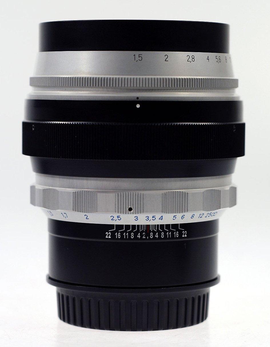 MEYER OPTIK GÖRLITZ 85 mm f/1,5 Somnium pro Canon