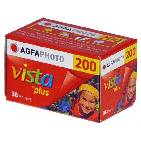 AGFA Vista Plus 200/135-36