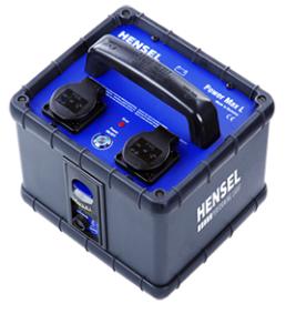 HENSEL Power Max L externí bateriový zdroj 220V 1316620