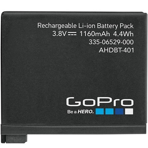 GOPRO Rechargeable Li-Ion Battery pro HERO4