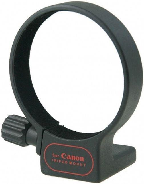 PHOTTIX stativová objímka D (B) pro Canon EF 100/2,8L Macro IS USM černá