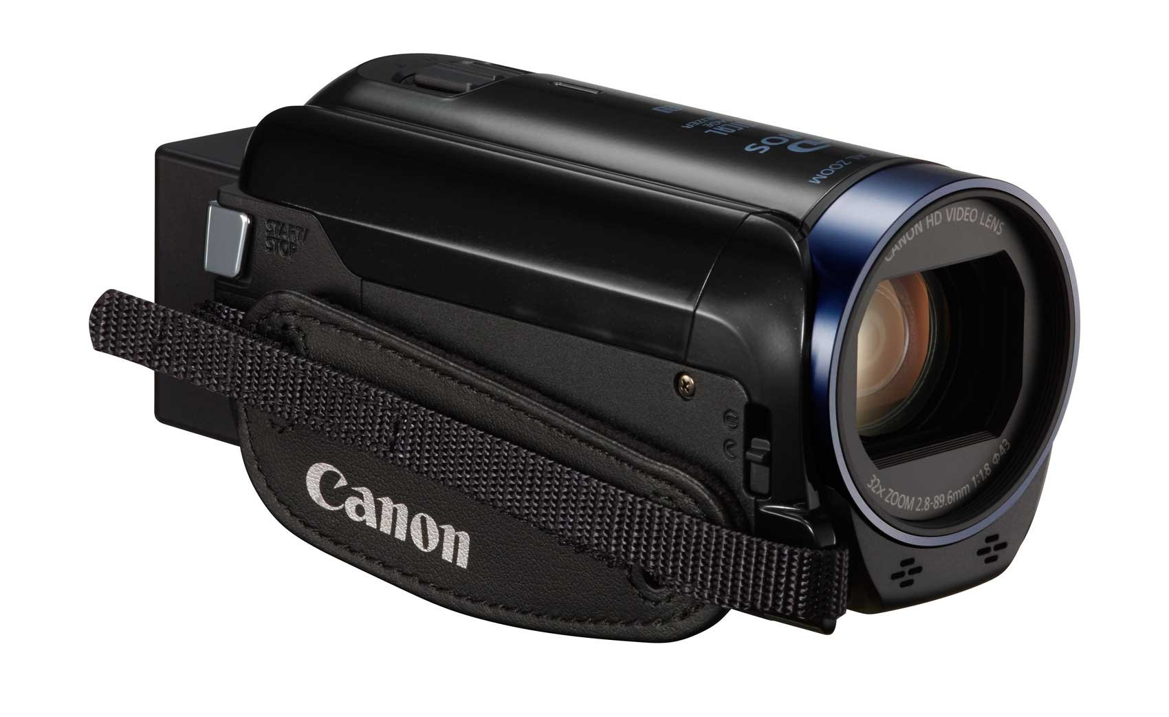 CANON LEGRIA HF R66 černá