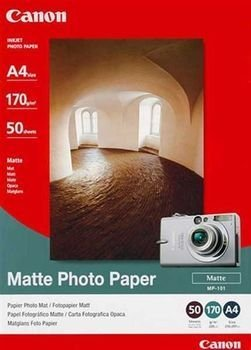 CANON inkjet 170g Matte A4/50 MP-101