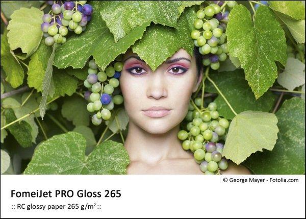 FOMEI FomeiJet PRO 265 lesk 10x15/50Ks Gloss