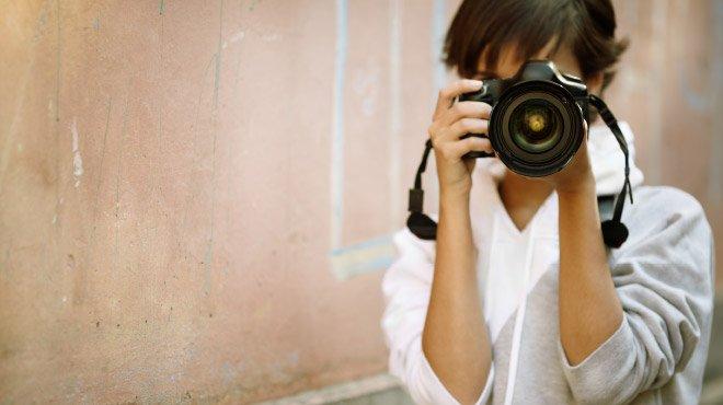KURZ - Začínáme fotit zrcadlovkou NIKON VOUCHER