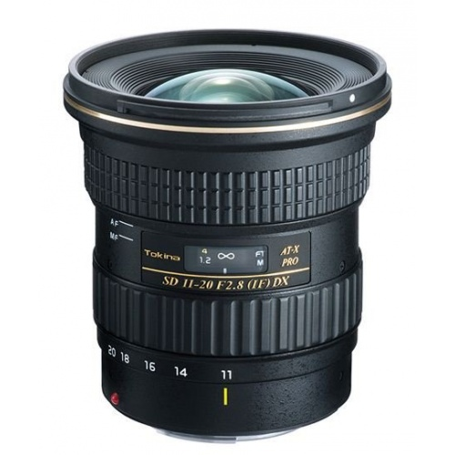 TOKINA 11-20 mm f/2,8 AT-X SD PRO IF DX pro Canon