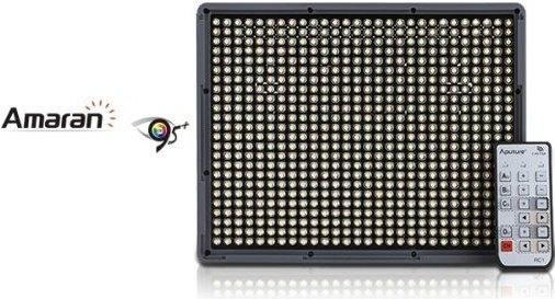 APUTURE videosvětlo LED AL-HR672W Amaran