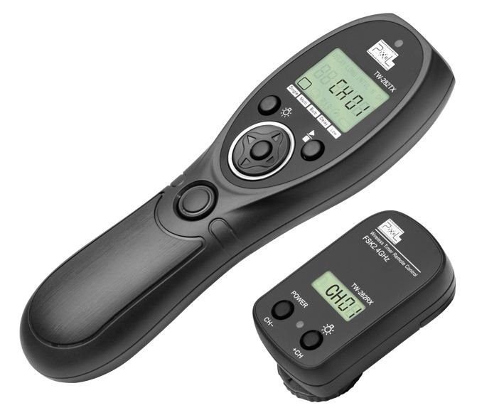 PIXEL spoušť rádiová s časosběrem TW-282/S2 pro Sony