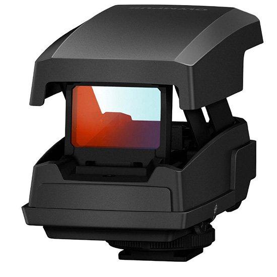 OLYMPUS EE-1 Optický hledáček s laserovým zaměřovačem