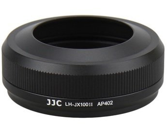 JJC sluneční clona LH-JX100 II černá pro Fujifilm X100/100T/100F