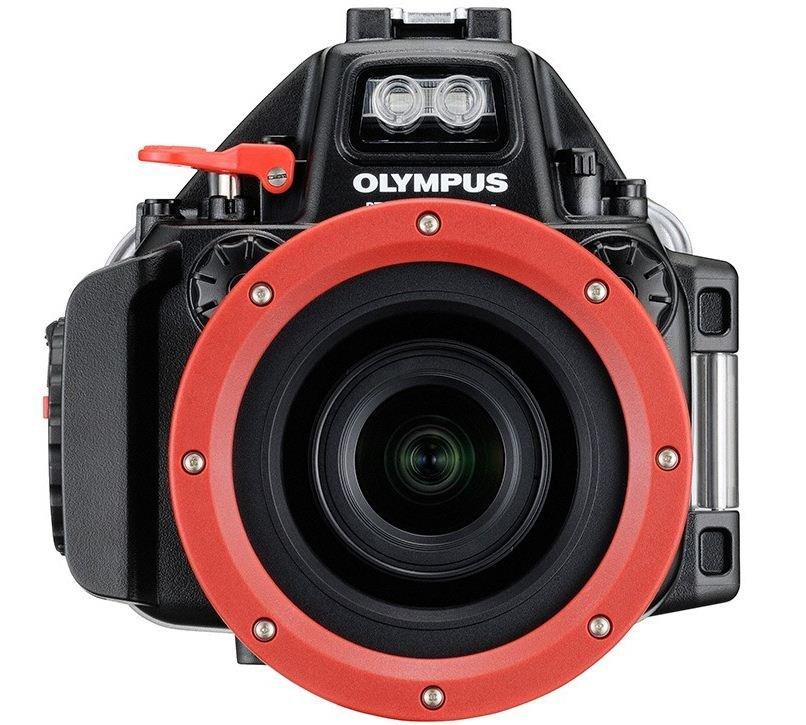 OLYMPUS PT-EP13 Podvodni pouzdro pro E-M5 Mark II (vodotěsné do 45m)