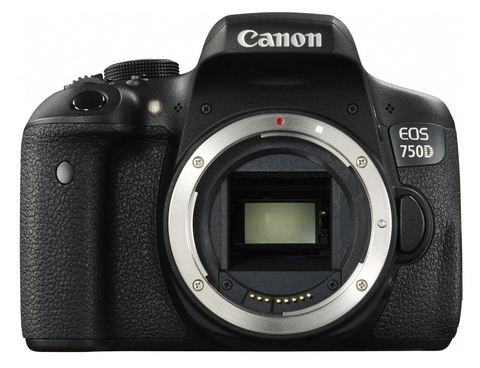 CANON EOS 750D tělo + získejte zpět 1300 Kč