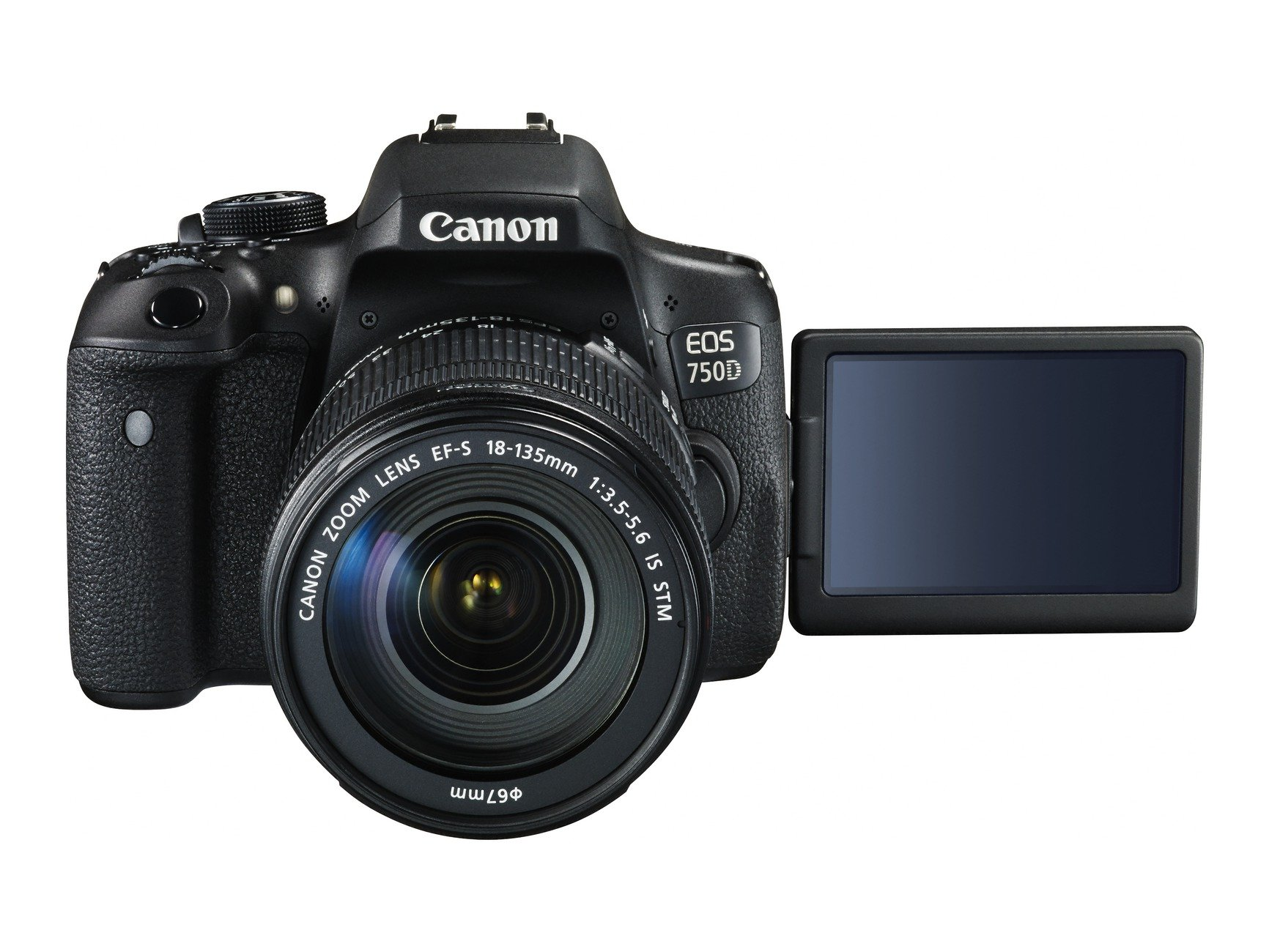 CANON EOS 750D +18-135 mm IS STM