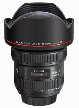 CANON EF 11-24 mm f/4 L USM