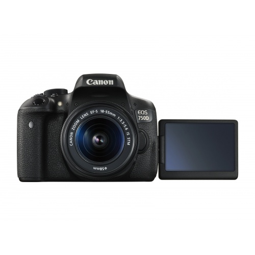 CANON EOS 750D +18-55 mm IS STM